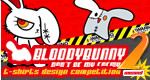 BLOODYBUNNY T-shirtsDesignCompetition2