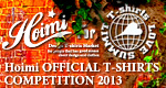 Hoimi Official T-shirts Design Competition 2013