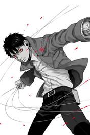 GANGSTA:CURSED.EP_MARCO ADRIANO/原作・コースケ 漫画・鴨修平作