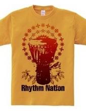 Djembe -Rhythm Nation-