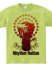 Djembe -Rhythm Nation-