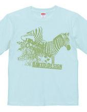 Baked Zebra 01