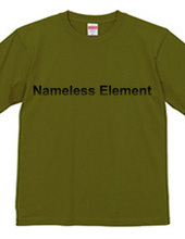 Nameless Element ロゴTシャツ