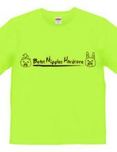 Beast Nipples Hardcore Tシャツ