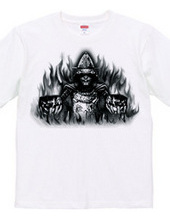 japanese samurai Nobunaga Oda t-shirt