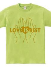 LOVE IS BEST(Y)