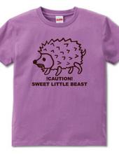 Mr. Hedgehog every character t-shirt
