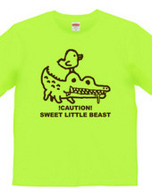 Crocodile s so-called character t-shirt