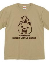 ゆるキャラTシャツ クマさん