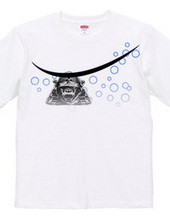 japanese samurai Masamune Date t-shirt