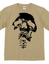 Skull  t-shirt 2