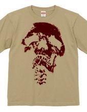 VooDoo skull T shirt
