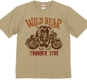 motorcycle wiid bear