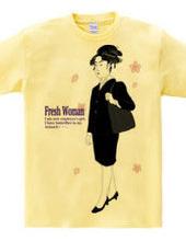 Fresh Woman