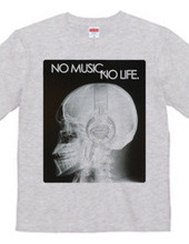NO MUSIC, NO LIFE. by XRay