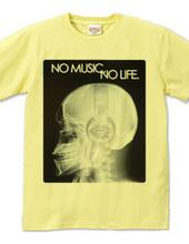 NO MUSIC, NO LIFE. by XRay