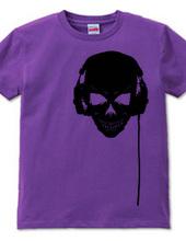 Skull / Headphone /