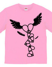 PeaceSymbol =Winged Hearts=