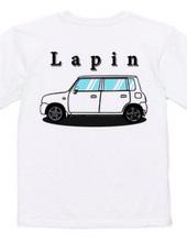 スズキ・ラパン Lapin 薄い色
