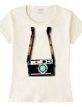 レンジファインダーカメラ・ 薄い色