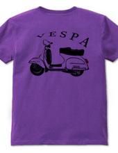 ベスパ・VESPA-001 濃い色