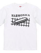 ハーモニカ・001 薄い色
