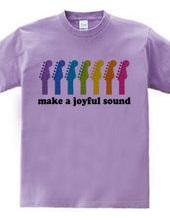 make a joyful sound