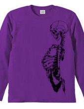 Skull T Shirt 2