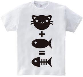 猫+魚=骨