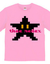 REDEXインベーダー(星)