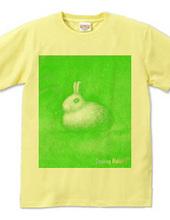 Smoking Rabbit-Y.GREEN
