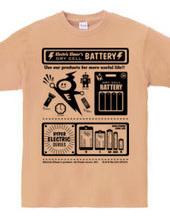 Electric Elmer's Battery
