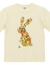 Mosaic rabbit