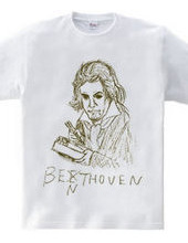 BENTHOVEN`s portrait
