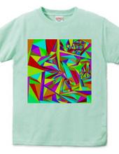 Colorful triangle