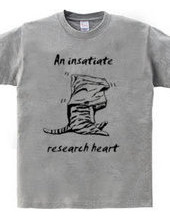 Insatiate research heart (cat)