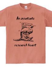 Insatiate research heart (cat)