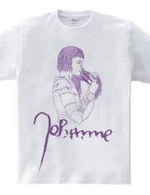 Jeanne d Arc [determination]
