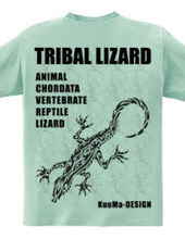 Tribal lizard 2