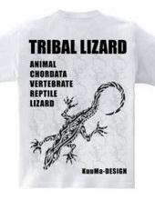 Tribal lizard 2