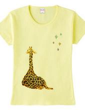 Giraffe dreamy