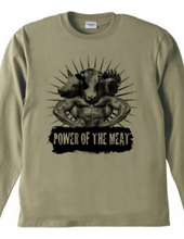 Power of the meat