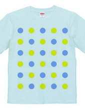 121-dots2(blue/yellow)