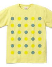 121-dots2(blue/yellow)