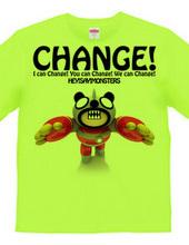 CHANGE! ウルトラパンダマン