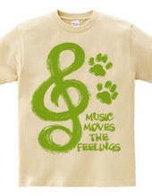 MUSIC MOVES THE FEELINGS(G)
