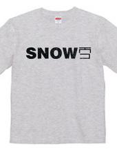 SNOW雪