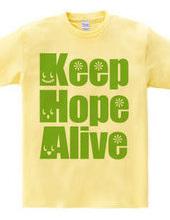 Keep Hope Alive(G)