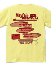 MAYFAIR R&B Fes No.2