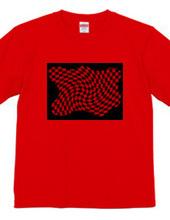 Checkered Pattern T-Shirts vol